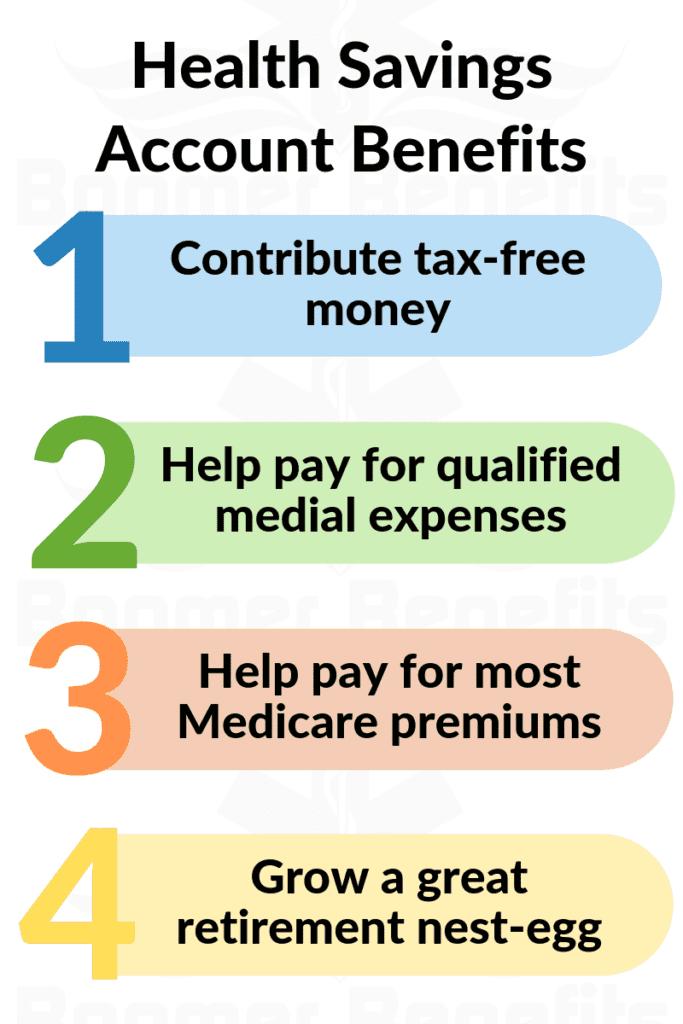 Health Savings Account Benefits