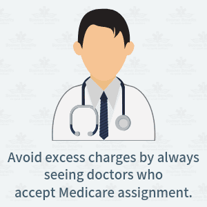 what is medicare assignment