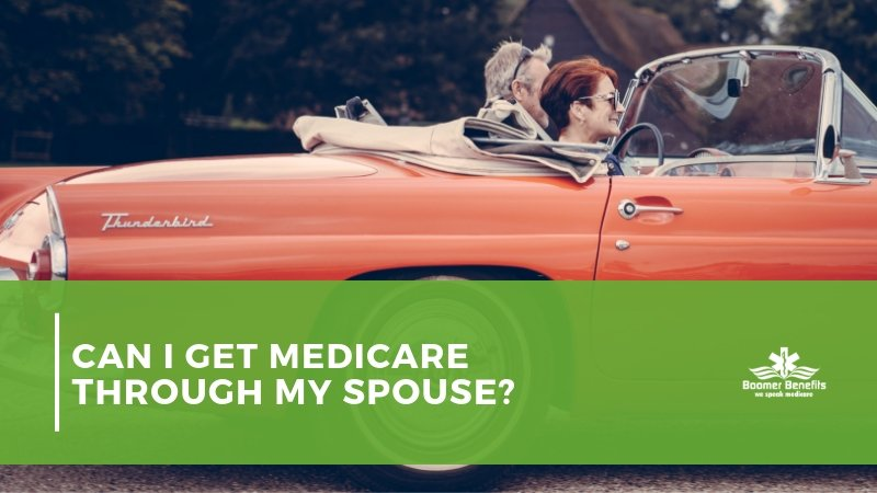 medicare through my husband